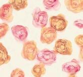 Rosedale rózsás - öntapadós fólia (45 cm x 15 m)