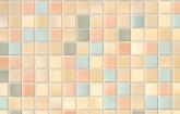 Pienza narancssárga mozaikos - öntapadós fólia (45 cm x 15 m)