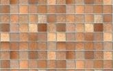 Barna mozaik - kőmintás öntapadós fólia (45 cm x 15 m)